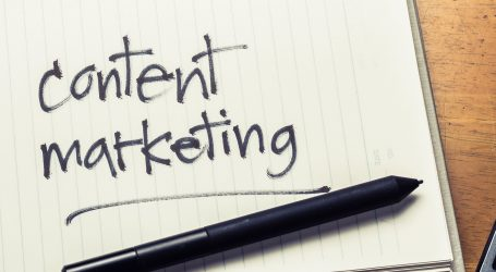 Using content marketing to stay on top