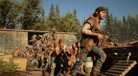 Days Gone: The Game to Fill Your Zombie Appetite