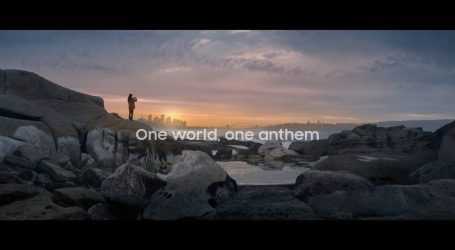 Samsung's World's National Anthems