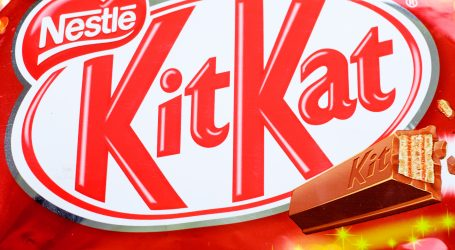 That Delicious Stuff between the Wafers of a KitKat