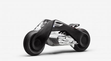 BMW's Self-Balancing Bike Is What The Future Looks Like