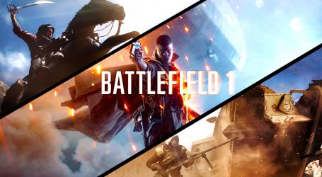 Details about Battlefield 1's Maps and Modes Released