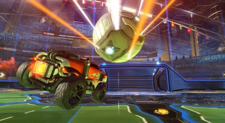 Rocket League's AquaDome Update Coming This October