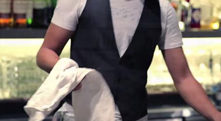 Bruce Lee Bartending Skills From The World's Greatest Flair Bartender